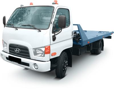 Hyundai HD 78 Эвакуатор (спеццена)